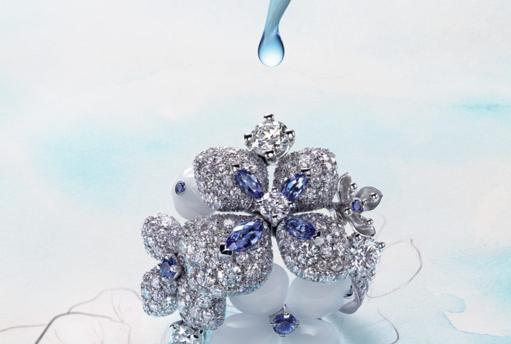 Chaumet – Hortensia Collection