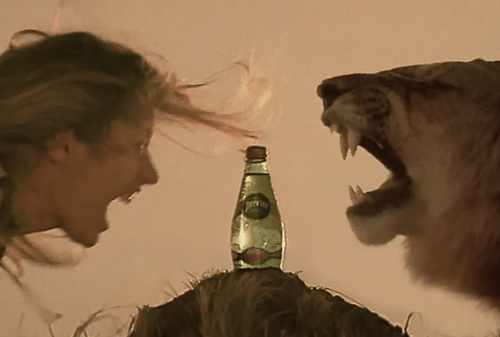 Perrier – Grand Prix Advertising Cannes festival